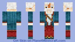 Whiskers The Adventurer Minecraft Skin