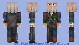 Sailor Sid Minecraft Skin