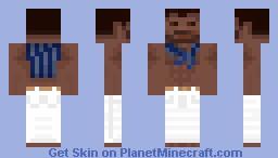 Old Spicey Minecraft Skin