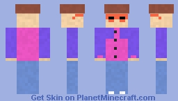 Oliver Tree Minecraft Skin
