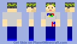 olympic (USA) Minecraft Skin