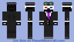 Thanks for 3 subs (super attitude) Minecraft Skin