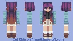 In The Sunrise Minecraft Skin