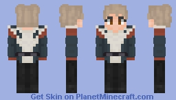 Omega from the Bad Batch Minecraft Skin