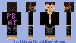 re make of justin bieber :D Minecraft