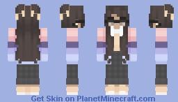 【𝓛𝓖𝓑𝓣+ 𝓒𝓸𝓵𝓵𝓮𝓬𝓽𝓲𝓸𝓷】 𝓞𝓶𝓷𝓲𝓼𝓮𝔁𝓾𝓪𝓵 𝓕𝓮𝓶𝓪𝓵𝓮 Minecraft Skin