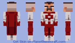 Omni-Man Minecraft Skin