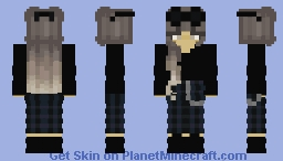 We On The Low... Minecraft Skin
