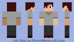 Me IRL! [Sorta, kinda] Minecraft Skin