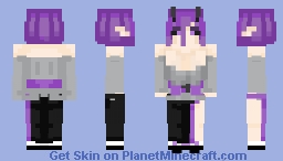 Yaww, something about Onis i guess... Minecraft Skin
