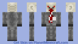 Ood - Doctor Who Minecraft Skin