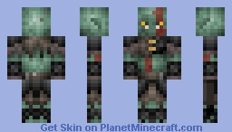 Orc (Better in Preview) Minecraft Skin