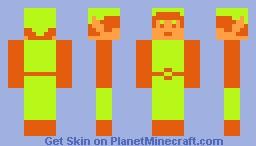 Link (Original Legend of Zelda) Minecraft Skin