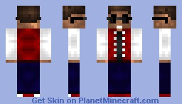 Trey Songz Rapper - RAPPER SERIES Minecraft Skin
