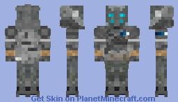 Oscdean Wayfarer Minecraft Skin
