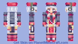 OTs-12 - Girls' Frontline Minecraft Skin