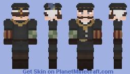 Ottfried | LotC Minecraft Skin