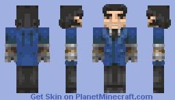"""Otto Sippe """"Contraire"""" Minecraft Skin"""