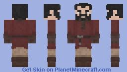 The Courtier Minecraft Skin