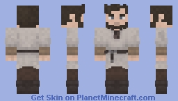 Humble Farmhand Minecraft Skin