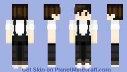 Workin' Off Minecraft Skin