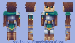 Owl Knight Minecraft Skin