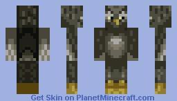 Owl ^-^ Minecraft Skin