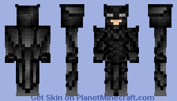 Owl Man DC Minecraft Skin