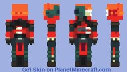 Cardinal Minecraft Skin