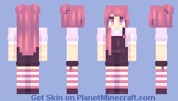 pretty bored with nothing else to do Minecraft Skin