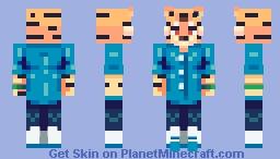oyupoid kogane Minecraft Skin