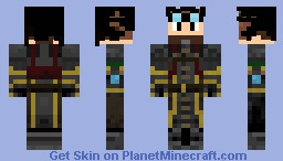 The Alchemist Minecraft Skin