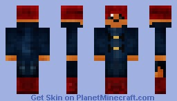 Paddington Bear ( 3D Detail ) Minecraft Skin