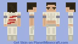 Padmé Amidala (Geonosis) Minecraft Skin