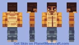 Craig of the Creek Minecraft Skin