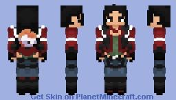 Panam Palmer   Cyberpunk 2077 Minecraft Skin