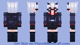 Pandemonica Minecraft Skin