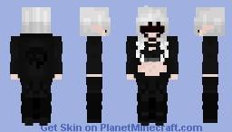 Pandoran Minecraft Skin