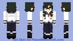 Pansy (Oresuki) Minecraft Skin