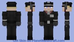 𝔓𝔞𝔫𝔷𝔢𝔯 𝔎𝔬𝔪𝔪𝔞𝔫𝔡𝔞𝔫𝔱 (𝔗𝔞𝔫𝔨 ℭ𝔬𝔪𝔪𝔞𝔫𝔡𝔢𝔯) 𝔚𝔬𝔯𝔩𝔡 𝔚𝔞𝔯 ℑℑ Minecraft Skin