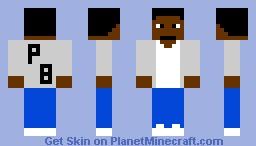 PaperBatVG Minecraft Skin