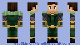 Pariah | CW (No Cape) Minecraft Skin