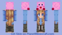 Slumber party! [Contest Entry] Minecraft Skin