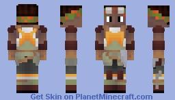 Parvati Holcomb Minecraft Skin