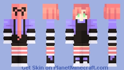 Nothing Lasts Forever Minecraft Skin