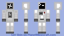P.A.T Minecraft Skin