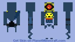 PATHFINDER Minecraft Skin