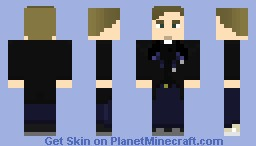[ Broadchurch ] Reverend Paul Coates Minecraft Skin