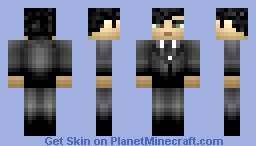 Paul McCartney (For Slenderbender55) Minecraft Skin