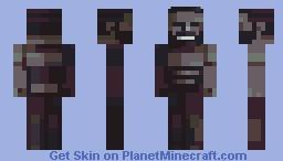Giga Chad - PBL Minecraft Skin